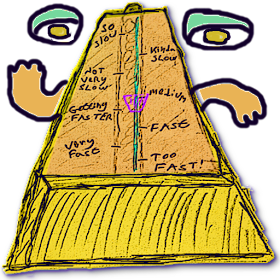 The Silly Metronome (Sillynome)