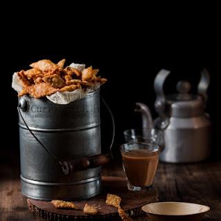 Namak Para |Deep Fried Biscuits