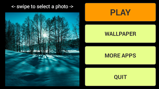 Winter LWP + Games Puzzle