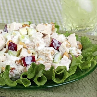 Low Fat Chicken Salad Greek Yogurt Recipes