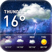 Tải Game World weather widget&Forecast