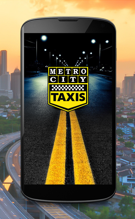Metro City Taxis- screenshot