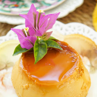 Microwave Flan Recipes