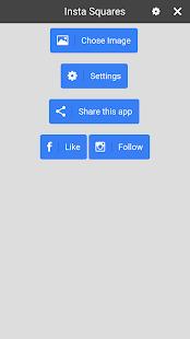 Insta Squares - Image Spliter screenshot