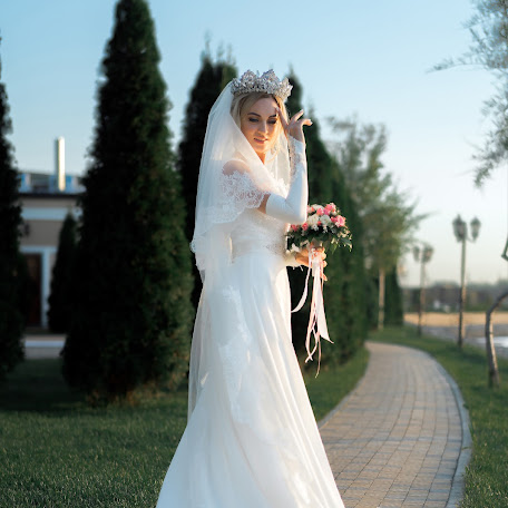 Wedding photographer Dmitriy Usmanov (Usman). Photo of 10.08.2017