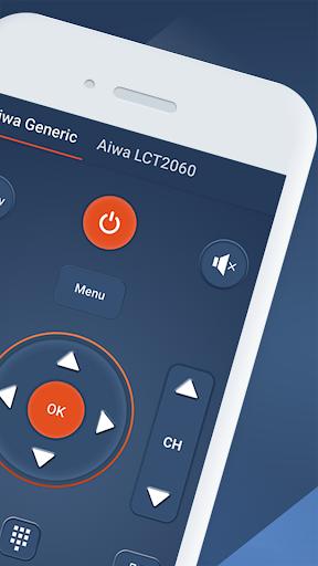 Remote Control For TV, Universal TV Remote - MyRem 1.9.3 screenshots 2