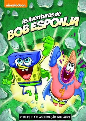Baixar  As Aventuras de Bob Esponja   Dublado Download