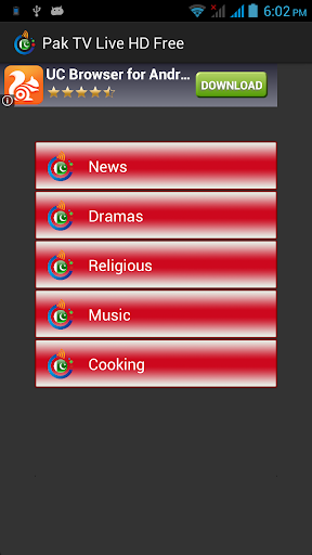 Pak TV Live HD Free