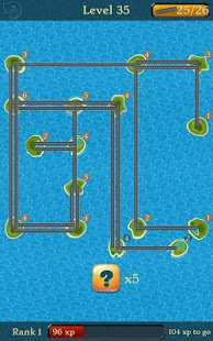 Bridges: A Number Line Puzzle- screenshot thumbnail