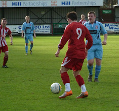 Photo: 26/12/11 v Godmanchester Rovers (Eastern Counties League Div 1) 1-2 - contributed by Bob Davies