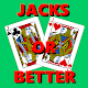 Video Poker - Jacks or Better 9/6 Apk