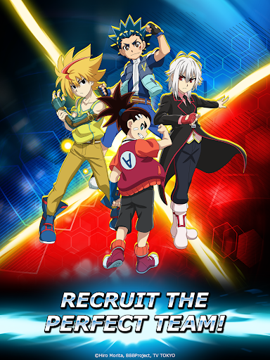 Beyblade Burst Rivals 2.4.1 screenshots 16