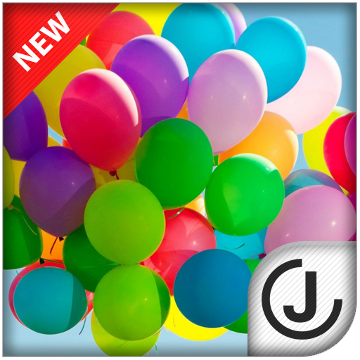 气球装饰理念 娛樂 App LOGO-APP試玩