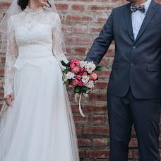 Wedding photographer Anastasiya Korzina (stasybasket). Photo of 11.08.2016