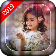 Glitter Photo frames Effects Filter Editor