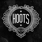 Logo of Hoots Roller Bar Brown Porter
