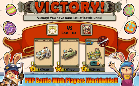 Bunny Empires: Wars and Allies Mod Apk (Unlimited Money) 4