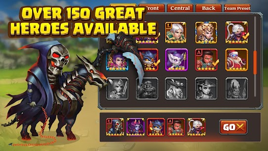 Heroes Charge HD (Unlimited Money) 4