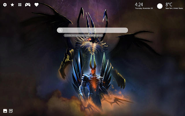 Dota 2 Full HD Wallpapers New Tab