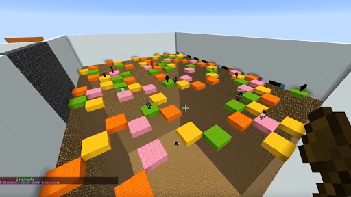 Map Fall Guys for MCPE  screenshots 2