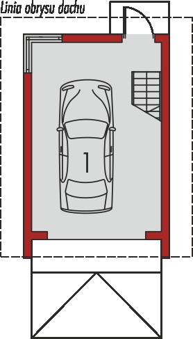 AG G15 - Rzut parteru