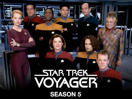 Star Trek Voyager: Season Five – Review