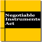 India - The Negotiable Instruments Act, 1881