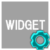 Widget Settings