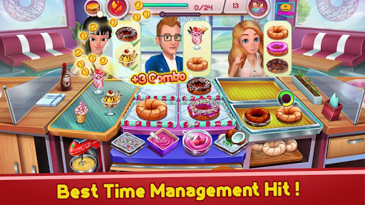 Kitchen Madness - Restaurant Chef Cooking Game modavailable screenshots 1