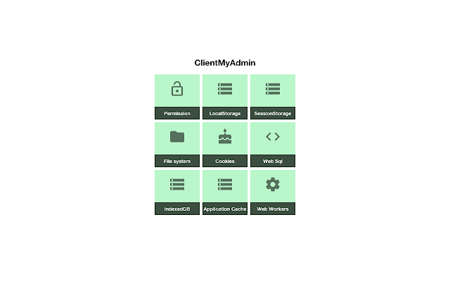 ClientMyAdmin