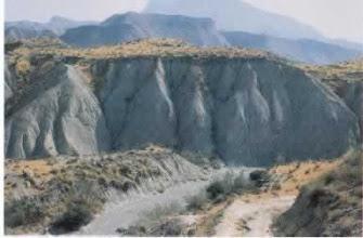 Photo: Desierto de Tabernas (Almería)