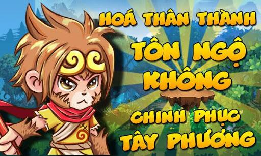 Chay di Ngo Khong