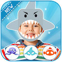 Baby Shark Camera Photo Editor : new masks