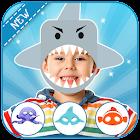 Baby Shark Camera Photo Editor : new masks icon