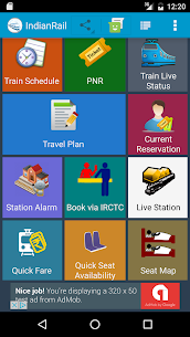 Indian Rail Train Status Apk Download For Android 1