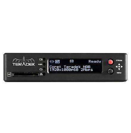 Cube 705 HEVC/AVC Encoder SDI/HDMI GbE USB