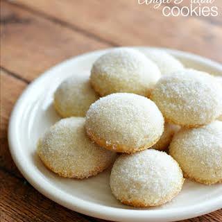 Angel Food Cookies Recipes.