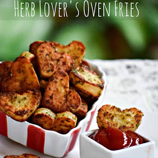Herb Lover's Oven Potato Fries.