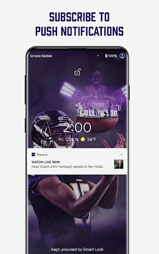 Baltimore Ravens Mobile screenshot 7