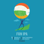 Foothills Happiness Project Fun IPA
