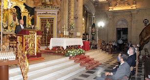 El Pregón de la Patrona en su Santuario.