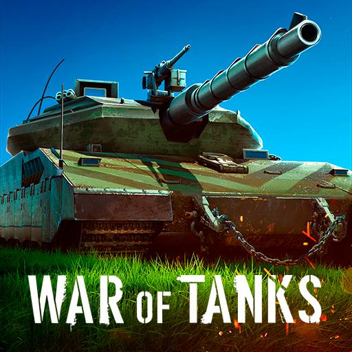 War of Tanks: PvP Blitz Icon