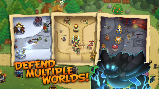 Realm Defense: Epic Tower Defense Strategy Game screenshot 5