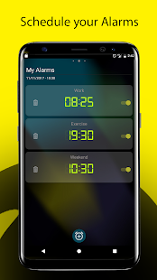 AlarMe - YouTube List And Radio Alarm Clock - náhled
