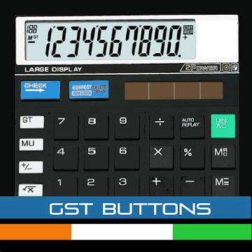 Citizen Calculator GST