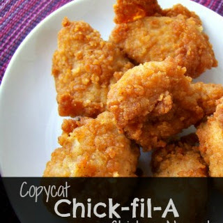 Copycat Chick-fil-A Nuggets
