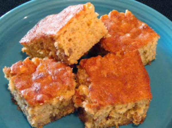 Preserved Banana Bars Recipe