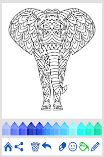 Free Relaxing Coloring Pages