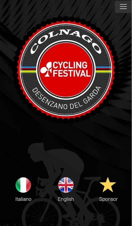 Colnago Cycling Festival- screenshot
