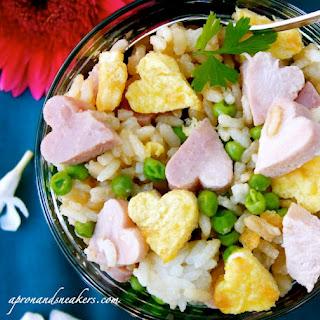 Riso Cantonese (Cantonese Rice) Recipe